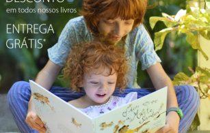 Fique em Casa e Viaje nos livros!