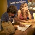 Lançamento de O Burro Errante na Livraria Cultura de Recife