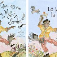 """""""O dia em que a Morte sambou"""" disponível em 2 idiomas!"""
